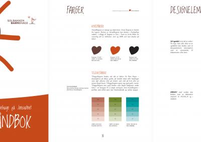 Solbakken Barnehager – profilhåndbok
